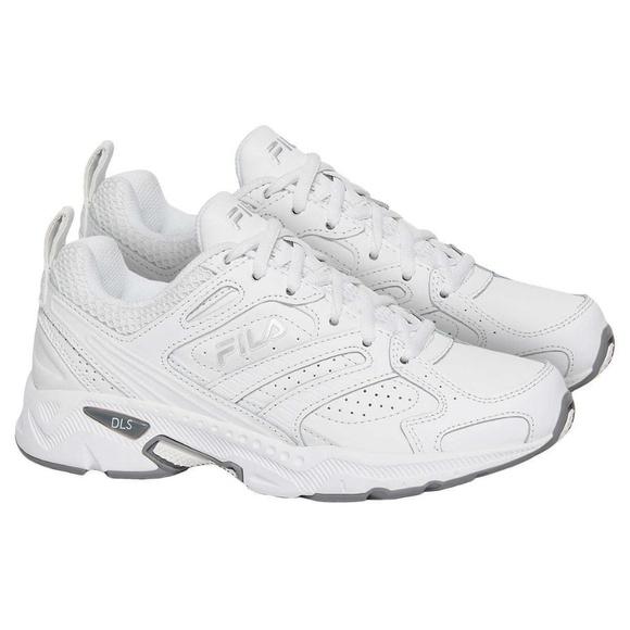 482cb7f656db Fila Women s Capture White Athletic Shoes